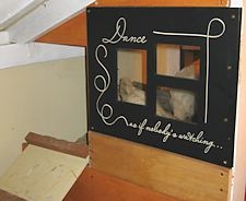 Inexpensive chicken coop window